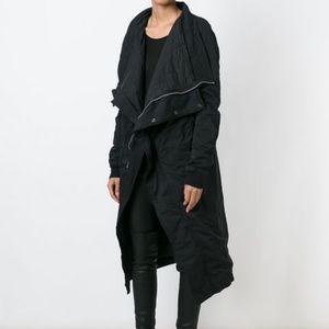 Rick Owens  |  DRKSHDW nylon coat